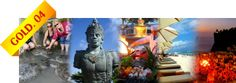 Bali Tour - Gold 4 - Package USD75