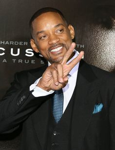 Pin for Later: Will Smith Was Surrounded by Familiar Faces (Like Carlton!) at His Big LA Premiere