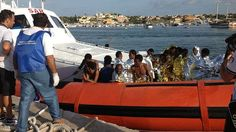 Italian navy says 14 dead as boat packed with illegal immigrents founders