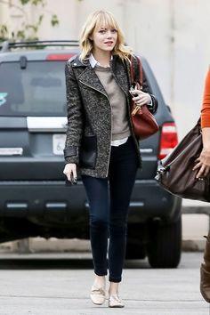 Emma Stone always looking good