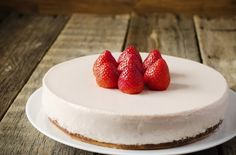 """750g vous propose la recette """"Cheesecake sans cuisson"""" notée 4/5 par 133 votants."""