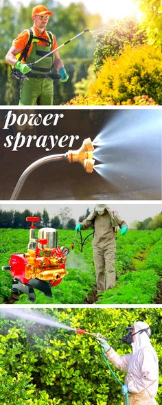 Power Sprayer is one of the critical tools needed for crop & vegetables production. Nuisance ailment affects veggies plants & crops and you need to secure them. You can do this by putting chemicals with the help of a sprayer. It is typically used on farms to spray pesticides and chemicals, fungicides, herbicides, and defoliants as a means of crop quality control including vegetables, flowering, fruits, tea, coffee plantation and many more. Mini Tiller, Power Sprayer, Agriculture Machine, Spray Hose, Garden Care, Horticulture, Farms, The Help