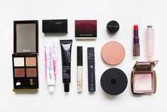 THE PRIVATE LIFE OF A GIRL: 13 Piece Capsule Make-up Collection