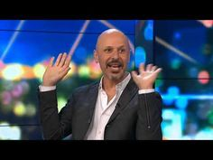 The hilarious Maz Jobrani talks to the team about living in America and keeping it funny. Maz Jobrani, Hilarious, Funny, America, Live, Youtube, Hilarious Stuff, Funny Parenting, Youtubers