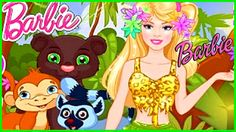 style barbie dress up games adventure