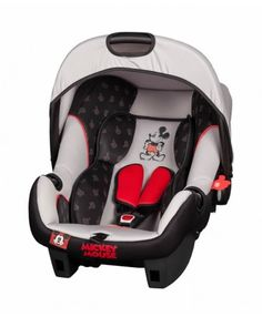 Disney (Nania) Beone SP Group 0+ Car Seat-Mickey Mouse (New 2014)