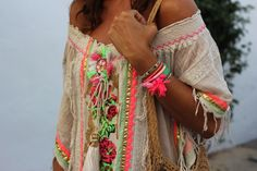 Ibiza Style Boho Fashion