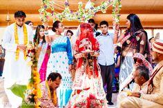 Wedding ceremony http://maharaniweddings.com/gallery/photo/25262