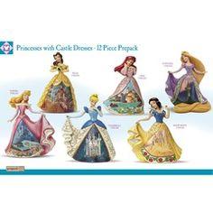 Princess with Castle Dress PPK - 4048682