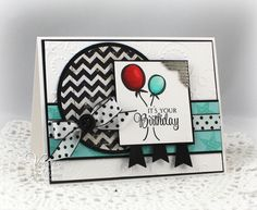 It's Your Birthday by Vervegirl - Cards and Paper Crafts at Splitcoaststampers