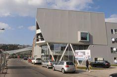 Etablissements Balteauà Liège - Design Station #spaque #brownfields #fricheindustrielle #remediation #rehabilitation