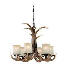 Luminaire suspendu au fini bronze de style panache Bois, Luminaire  Industriel, Lampe Murale, 2b187159320a