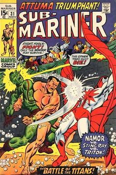 Namor75: 365 Days With Namor the Sub-Mariner - Page 33