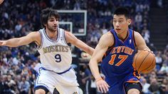 Jeremy Lin (20 Pts, 8 Ast, 6 Reb) vs. Ricky Rubio (12 Pts, 8 Ast) – Full Highlights in HD