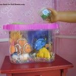 Camp Doll Diaries - Make a Fish Tank for your Dolls