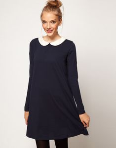 dresses with peter pan collar - Yahoo Image Search Results