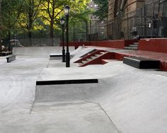 The brand new Coleman Skate Park in #NYC. Location and other info here or Google: http://www.nycgovparks.org/parks/colemanplayground/facilities/skateparks