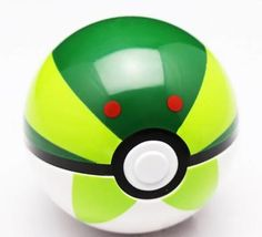 Parkball Pokemon Pokeball with FREE Pokemon Inside – NerdOn