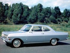 Opel rekord a 1963-65