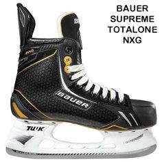 Bauer Ice Skate History from the very beginning to the latest models