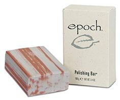 Nu Skin Nuskin Epoch Polishing Bar - Single: Cleanses and helps remove dead skin cells for a smooth, clean feeling. Glacial Marine Mud, Best Foundation, Facial Cleansing, Epoch, Dead Skin, Anti Aging Skin Care, Pacific Northwest, Body Care, Face Care