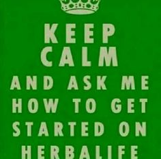 Want to jump start getting healthy? Interested in Herbalife? Ready for a lifestyle change? Talk to me about becoming a new customer https://www.goherbalife.com/veronicaparedes