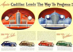 1940 Cadillac Ad-01