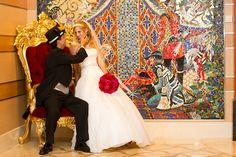 Disney Cruise Line Wedding - DCL Dream - Jillian and Michael