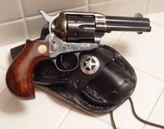 cimarron thunderer Handguns: The Revolver Forum Revolver Rifle, 1911 Pistol, Cimarron Firearms, Single Action Revolvers, Gun Holster, Holsters, Cowboy Action Shooting, Lever Action, Fire Powers