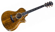 Taylor Hawaiian Koa Grand Concert Acoustic Electric Guitar