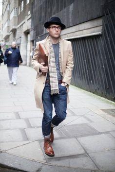 Denim, plaid, mens coat menswear in 2019 стиль, мужчины, мод Sharp Dressed Man, Well Dressed Men, Best Mens Fashion, Men's Fashion, Fashion Menswear, Moda Fashion, London Fashion, Fashion Photo, Mens Fall