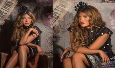 الفنانة ريهام حجاج تظهر في تنوّرة قصيرة…: خضعت الممثلة ريهام حجاج إلى جلسة تصوير جديدة مع المصوّر محمود عاشور، حيث أطلّت في بلوزة سوداء…