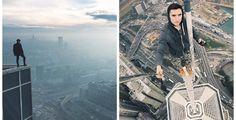Un compte Instagram qui va vous donner le vertige Hong Kong, Photos, Louvre, Building, Travel, Pretty Reckless, Vertigo, Photographs, Pictures