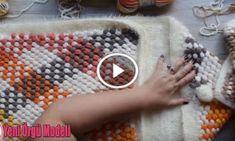 Lolipop Ekose Portbebe Videolu Anlatım Watch V, Friendship Bracelets, Blanket, Crochet, Youtube, Ganchillo, Blankets, Cover, Crocheting