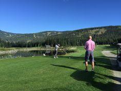 Sunpeaks Golf Course, Sunpeaks,BC