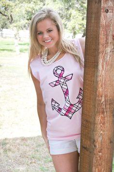 Jadelynn Brooke Keep It Southern Tank - Blossom