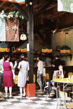Le comptoir général. #eat #drink #chill #travel