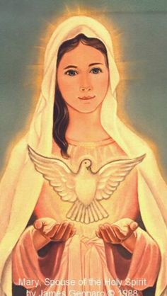 Image result for the spirit and our lady