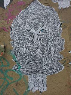 Collage found in Paris