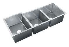 3 Bin Sink