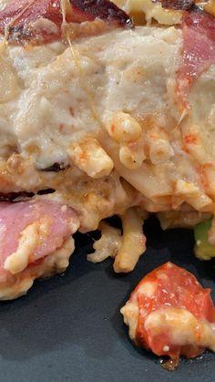 Βασίλης Καλλίδης: Παστίτσιο α λα πίτσα! - Fay's book Cookbook Recipes, Cooking Recipes, Macaroni And Cheese, Recipies, Food And Drink, Pasta, Meals, Ethnic Recipes, Desserts