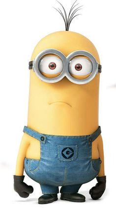 "Kevin says, ""Release your inner minion!"""