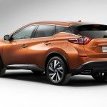 2015 Nissan Murano Side Exterior View 150x150 2015 Nissan Murano Review Details