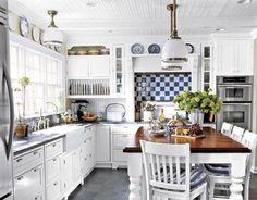 Ideias simples que vão tornar sua cozinha mais prática e descomplicada sem tirar…