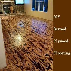 DIY Burned Plywood Flooring Homesteading – The Homestead Survival .Com – Maggie Thornton DIY Burned Plywood Flooring Homesteading – The Homestead Survival .Com DIY Burned Plywood Flooring Homesteading – The Homestead Survival . Plywood Plank Flooring, Plywood Ceiling, Diy Wood Floors, Diy Flooring, Hardwood Floors, Cheap Flooring Ideas Diy, Stained Plywood Floors, Burnt Plywood Floors, Wood Pallet Flooring
