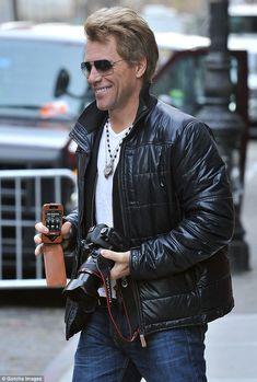 Jon Bon Jovi - 50 years old