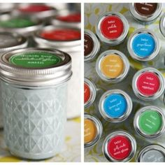 Paint | Mason Jar Crafts Love