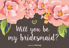Will You Be My Bridesmaid - https://www.welovesolo.com/will-you-be-my-bridesmaid/?utm_source=PN&utm_medium=wcandy918%40gmail.com&utm_campaign=SNAP%2Bfrom%2BWeLoveSoLo