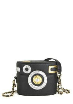 b913353df04a Betsey Johnson Shutterbug bag. WANT. Betsy Johnson Purses