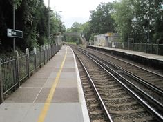 Ifield Railway Station (IFI) in Crawley, West Sussex